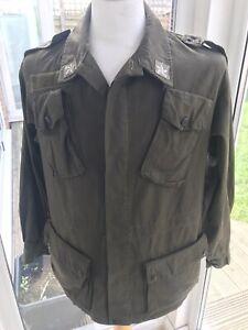 Italian Army Combat Jacket Small