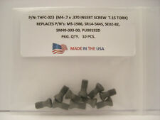 10 Pieces THFC-023 Insert Screw: MS-1986 .. SR14-544S .. SE02-82 .. SM40-093-20