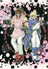 Guilty Gear doujinshi Sol x Ky Magic in Your Eyes Rima