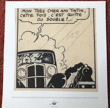Collection complète 70 voitures Aventure Tintin - Edition Atlas Neuve