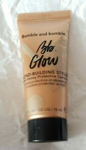 BUMBLE AND BUMBLE Bb. Glow Bond-Building Styler .5 oz sample size - NEW