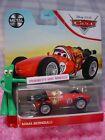 2021 Disney PIXAR Cars MAMA BERNOULLI 01  red;Old Formula One racing driver  METAL