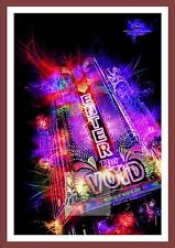 EnterThe Void    Psychedelic Movie Posters Classic Vintage Cinema