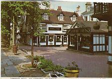 Postcard  Kent Tunbridge Wells  Old fish Market the Pantiles  unposted   Judges