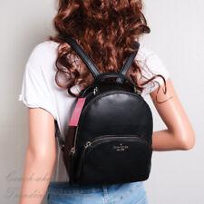 NWT Kate Spade Jackson Medium Leather Backpack in Black