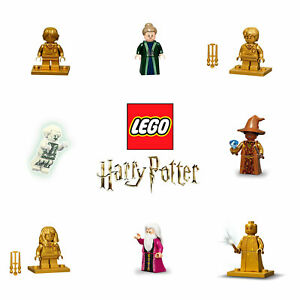 LEGO Harry Potter Minifigures - Brand New - SELECT YOUR MINIFIG