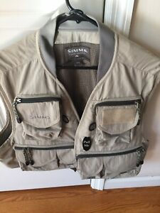 Fantastic Condition SIMMS XXL FLY FISHING VEST