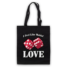 I FEEL LIKE MAKING LOVE UNOFFICIAL ROCK BAND CLASSIC TOTE BAG LIFE SHOPPER