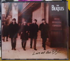 THE BEATLES LIVE AT THE  BBC DOUBLE COMPACT DISC EMI RECORDS 1994
