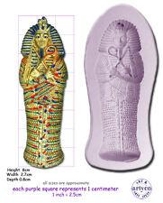Egiziano Pharoah / Tutankhamun Craft SUGARCRAFT FIMO sapone resina cera stampo Stampo