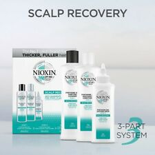 Nioxin Scalp Recovery 3-Step Kit - 20% Off RRP (£47.60) *FREE SHIPPING*