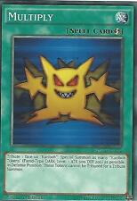 YU-GI-OH CARD: MULTIPLY - YGLD-ENA32 - 1st EDITION