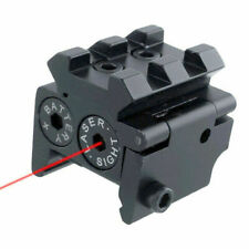 Tactical Red Dot Laser Sight 20mm Picatinny Rail Mount For Pistol Air-gun Rifile