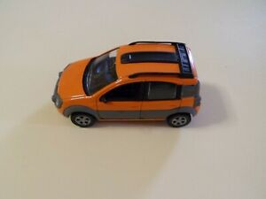 MODELLINO AUTO NOREV FIAT PANDA 4X4 MONSTER SUV SCALA 1:43 (LEGGI)