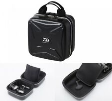 Daiwa Reel Case HD Reel Cover(A) SP-L Black with Open Pocket 20 x 20 x 12 cm F/S