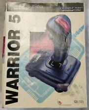 Manette Quickshot Deluxe Analog Joystick/ Warrior 5 / IBM Pc XT At / Hefboom