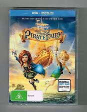 Tinker Bell And The Pirate Fairy - Dvd Disney Brand New & Sealed