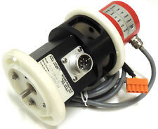 ACCU-CODER INCREMENTAL SHAFT ENCODER 715-1*-N-S, 5-28 VDC INPUT W/ IED ENCODER