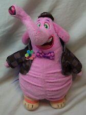 "Walt Disney Inside Out Bing Bong Pink Elephant 9"" Plush Stuffed Animal Toy"