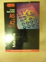Revision Express A-Level Study Guide AS and A2 Maths