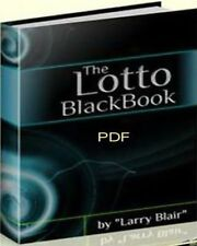 Lottery Lotto Black Book Lucky Winning Guide Secrets (eBook-PDF file)