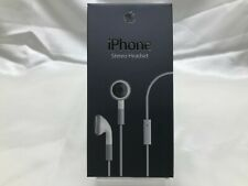 Apple iPhone Stereo Headset Earphone MA814LL/A for iPhone First generation 2g