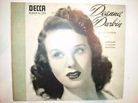 "Deanna Durbin Souvenir Album #4 Decca Records album #209 10"" 4 record set"
