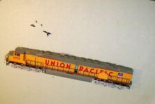 """Bachmann h0 DC: diesellok """"union pacific"""" 6922, 8 ejes, 33 cm de largo, corre"""