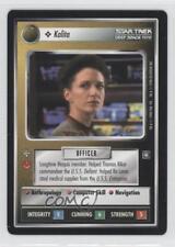 1998 Star Trek Customizable Card Game: Deep Space 9 #NoN Kalita Gaming 3v2