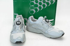Puma Disc Blaze Reflect silver metallic black 13 athletic sneaker shoe NEW $150
