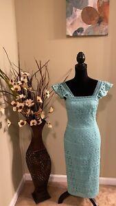 New With Tags ANTONIO MELANI Dress, Size 0 Retail $189+Tax