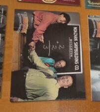 The Three Stooges SINGLE PROMO CARD Promo-3 Promo 3 Breygent Marketing 2005 NM