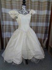 (19)Edles Damen Braut Standesamt Abend Kleid  GR: GR: 38