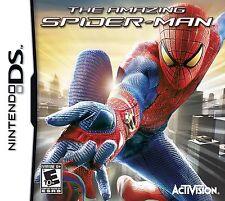 The Amazing Spider-Man (Nintendo DS, 2012)