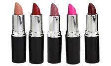 Cougar Professional Pure Mineral Natural Long Lasting Lipstick 5 Pc Set **SALE**