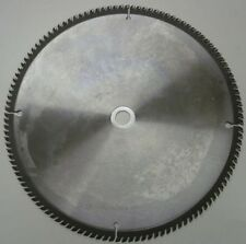 """10"""" Inch 120T Tooth Super Fine Cutting Thin Kerf Carbide Tipped Tip Saw Blade"""