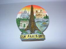 MAGNET PARIS FRANCE LA  TOUR EIFFEL TOWER PARIS PARIGHI MONUMENTS SOUVENIRS FCE