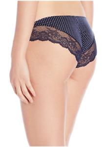 Maidenform Comfort Devotion - Lace Back Tanga Panty - style 40159 - New