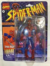 Marvel Legends Spider-Man Retro NM Action Figure