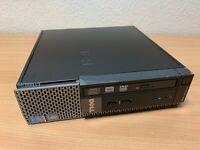 Dell OptiPlex 9020 USFF PC Core i3 4160 3.60GHz 8GB RAM 500GB HDD Win 10 Pro
