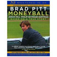 Moneyball (Blu-ray Disc, 2013) Brad Pitt/Jonah Hill/Philips Seymour Hoffman!