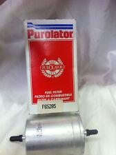 F65285 PUROLATOR FUEL FILTER Fits: AUDI & VOLKSWAGEN