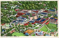 Lenoir NC by Day Postcard @1940