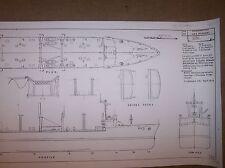 replenshment oiler  tanker  plan  ROANOKE