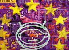 "U2 U 2 ""Zooropa"" 10 Track Vinyl 1993"