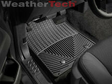 WeatherTech All-Weather Floor Mats - Ford F-150 Extended Cab - 2010-2014 -Black