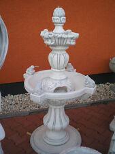 Wandbrunnen, Gartenbrunnen, Springbrunnen, Steinguss, Gartendekoration, Brunnen