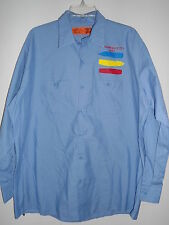NEW -THE POLICE SYNCHRONICITY  BAND / CONCERT / MUSIC WORK SHIRT 2XL / X X LARGE