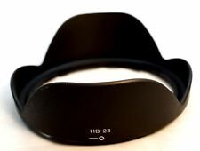 HB-23 Lens Hood for Nikon 10-24mm 17-35mm 18-35mm 16-35mm Af-s zoom Nikkor 12-24