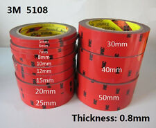 3M 5108 Double Sided Foam Tape Acrylic length 3M For Auto Truck Car Automotive